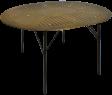 Стол складной Бистро овальный